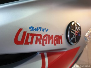 2019 Yamaha Y15ZR Ultraman Limited Edition - -7