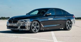 BMW 5 Series Power BEV 4