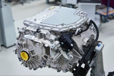 BMW Gen 5 electric powertrain 1