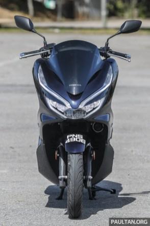 Honda PCX Hybrid-13