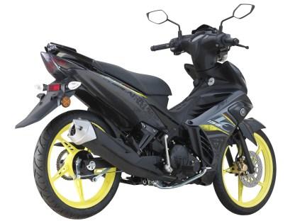 Yamaha 135LC 2019-8
