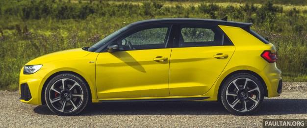 2019 Audi A1 10