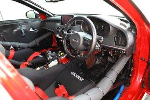 2019 Kia Stinger GT420 Interior
