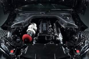 A90 Toyota Supra HKS Drift-5