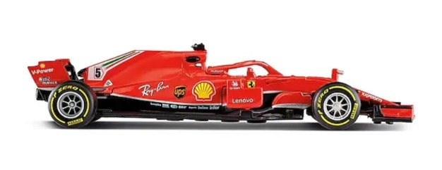 Shell Ferrari SF71H