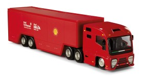 Shell Ferrari truck 2