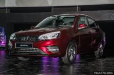 2019 Proton Saga facelift launch 3