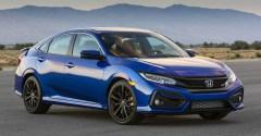 2020 Honda Civic Si Sedan 2