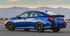 2020 Honda Civic Si Sedan 5