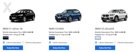 Access by BMW Singapore