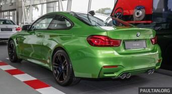BMW Malaysia M4 Coupè 2019_Ext-2