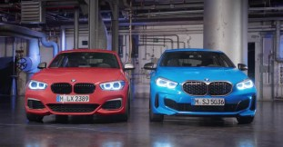F40 and F20 BMW 1 Series comparison 7