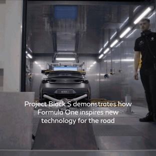 Infiniti Q60 Project Black S prototype testing 2
