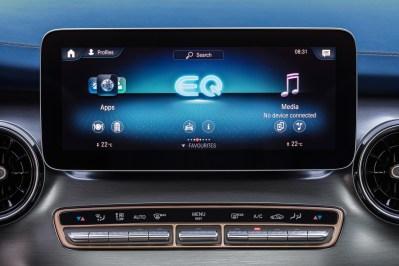 Mercedes-Benz EQV premiere BM-20