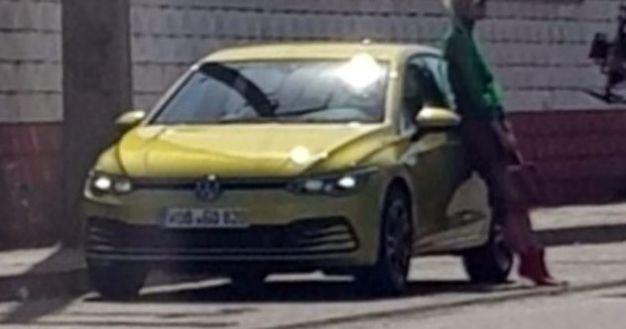 Mk8 Volkswagen Golf leak 2