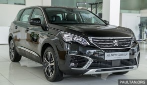 Peugeot Malaysia New 5008 THP Active 2019_Ext-1_BM