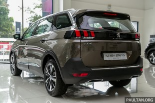 Peugeot Malaysia New 5008 THP Allure 2019_Ext-2