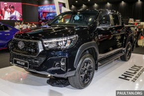 Toyota Malaysia Hilux 2.8 Black Edition 2019_Ext-1-BM