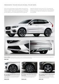 Volvo XC60 accessories brochure Malaysia 2019 2
