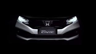 2019 Honda Civic facelift Malaysia teaser 2