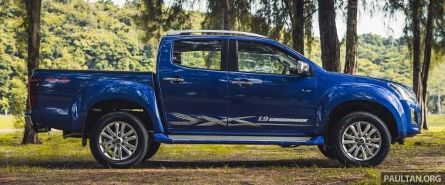 2019 Isuzu D-Max 1.9 Ddi BluePower facelift review 12