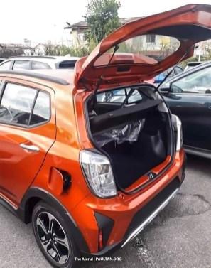 2019 Perodua Axia Style spyshots 3