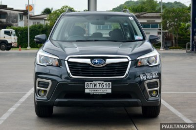 2019 Subaru Forester review-Penang to Bangkok 11