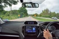 2019 Subaru Forester review-Penang to Bangkok 46