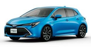 2019 Toyota Corolla Japan market launch 80