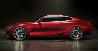 BMW Concept 4 Debut