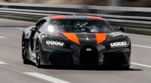 Bugatti Chiron new top speed record 4