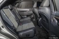 Lexus RX 300 F Sport Launch_Int-44 BM