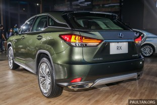 Lexus RX 300 Luxury Launch-2