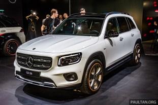 Mercedes-Benz GLB live 1
