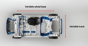 Toyota New Global Architecture GA-B platform 4