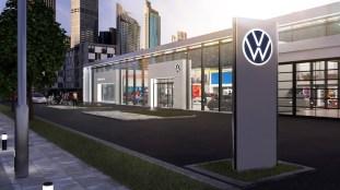 VW new logo brand design 16