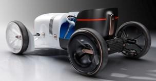 Vision Mercedes Simplex BM-12