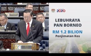 Budget 2020 Pan-Borneo Highway