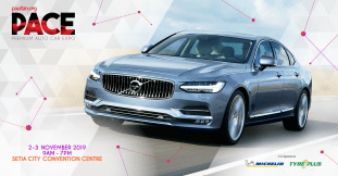 Volvo PACE 2019