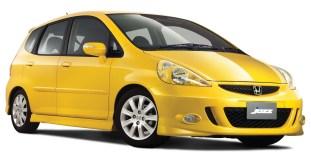 First-gen Honda Jazz