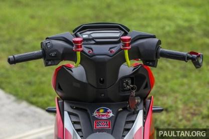 Honda RS150R convert Winner X BM-38