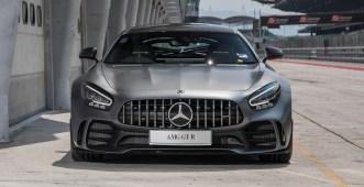 Mercedes AMG GT R-3
