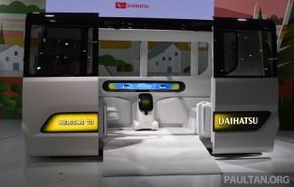 Tokyo 2019 Daihatsu IcoIco 6-BM