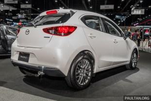 2020 Mazda 2 Hatchback facelift 2