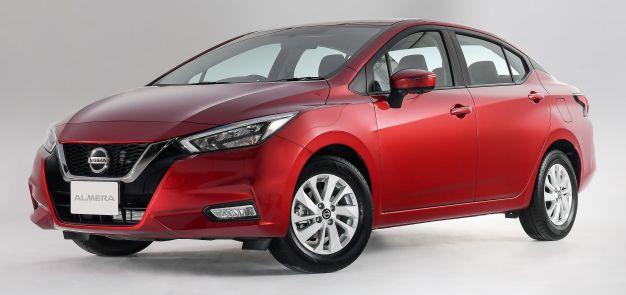 All-new Nissan Almera makes Asian debut in Thailand