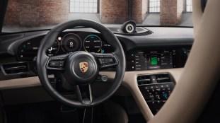 2020 Porsche Taycan Exclusive