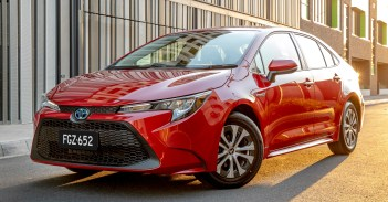 2020 Toyota Corolla Sedan launched in Australia