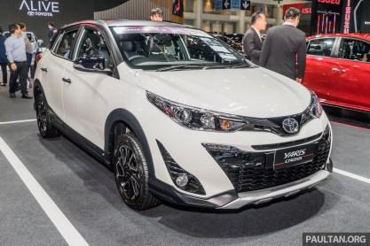 2020 Toyota Yaris Cross 1