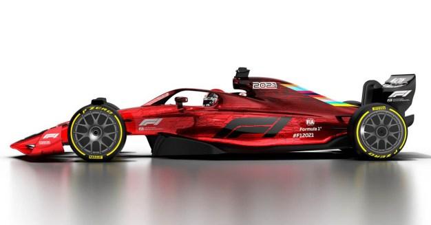 2021 Formula 1 regulation changes 5