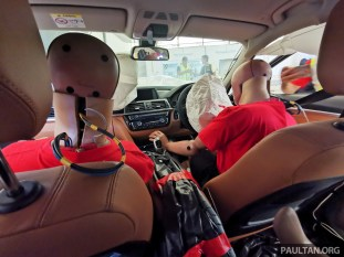 ASEAN NCAP F30 BMW 318i front offset crash test-7